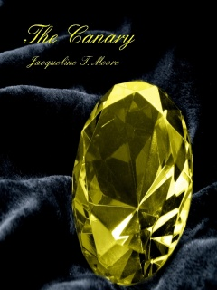 "The debut novel by local author Jacqueline T. Moore, ""The Canary,"" was released in 2014."